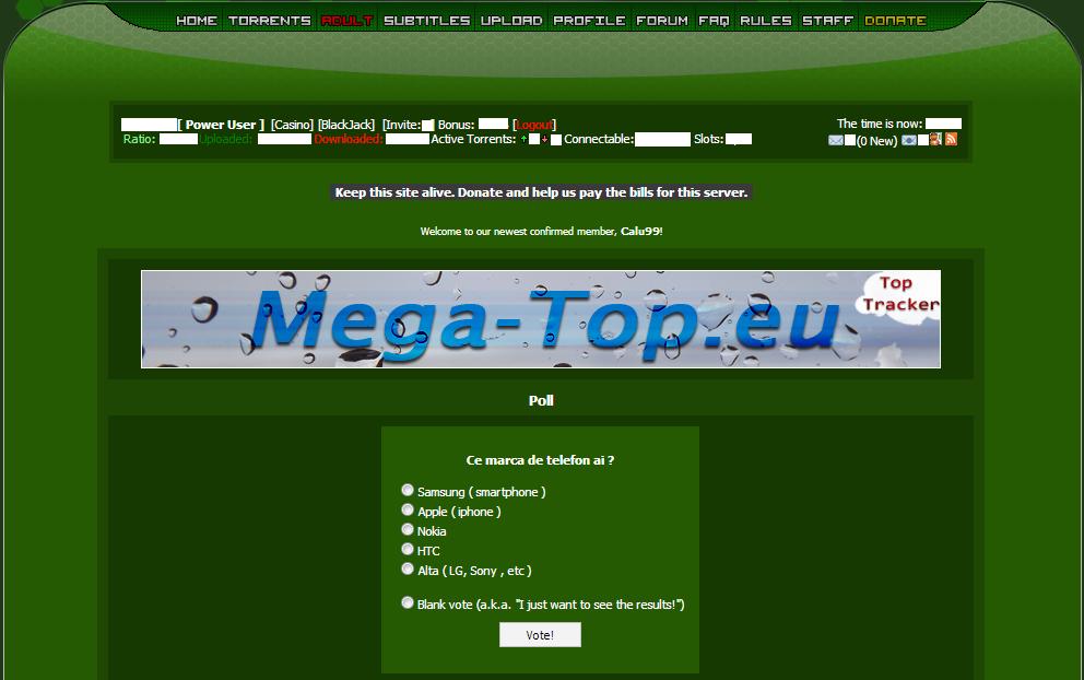 Are Torrent adult forum