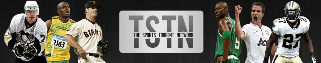 Browse to the homepage of TheSportsTorrentNetwork