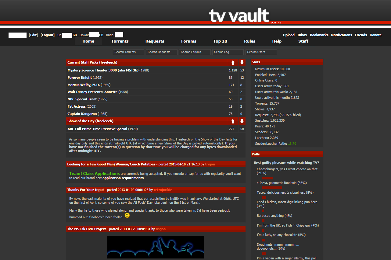 TVVault TVV TV 2013 Review